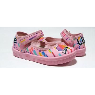 Туфли текстильные Diana Likee