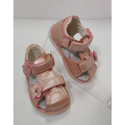 Босоножки для девочки AB-2 розовые