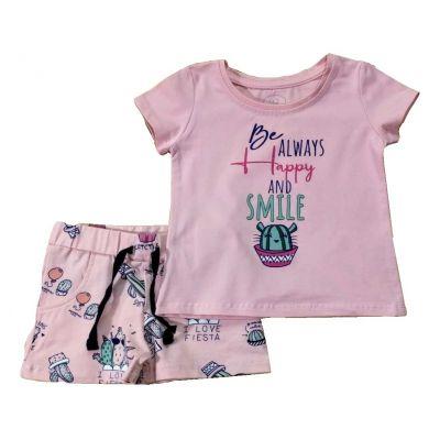 Шорты для девочки Cactus 950-421 розовая пудра