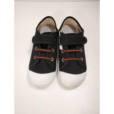 Туфли текстильные W оранж Кед2