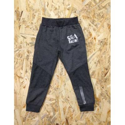 Спортивные брюки 111-16 серый