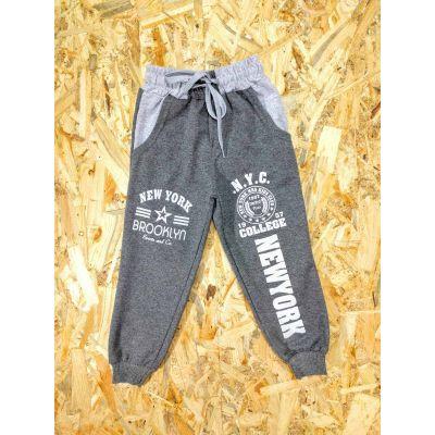 Спортивные брюки NEWYORK  светло серые