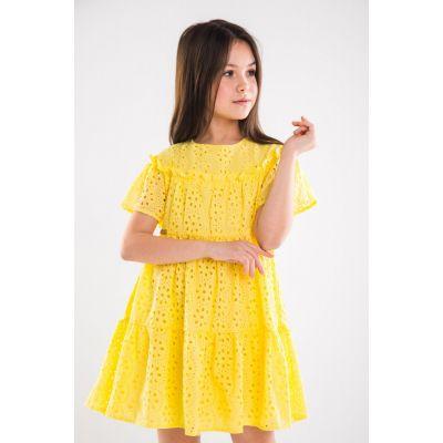 Платье Ами жёлтое