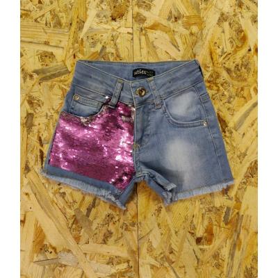 Шорты джинс 0561