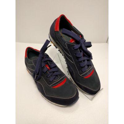 Туфли 396 синие