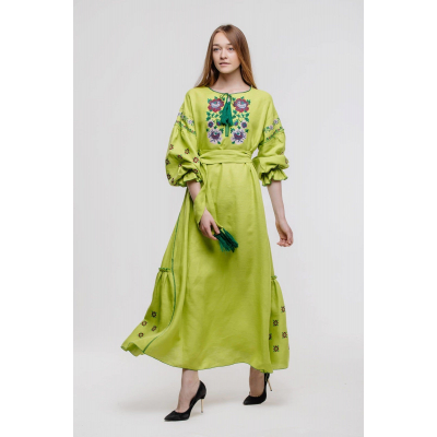 Платье вышиванка Мокоша
