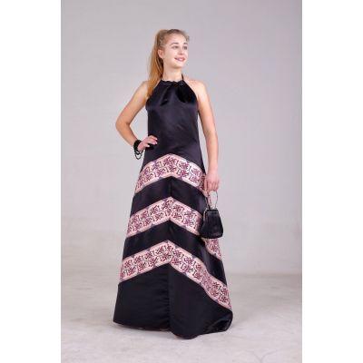 Платье вышиванка Георгин