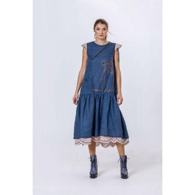 Платье вышиванка Ксения