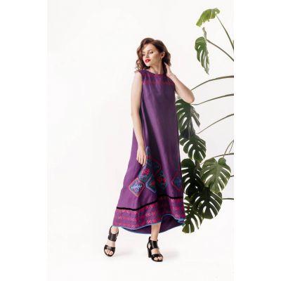 Платье вышиванка Марокко