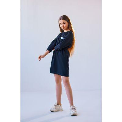 Платье Кароль 4838 черное