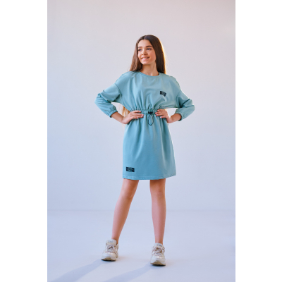 Платье Кароль 4837 фисташковое
