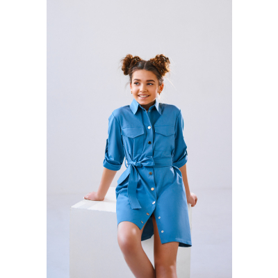 Платье Мирелла 4901 джинс
