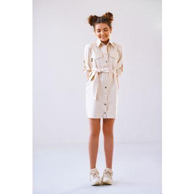 Платье Мирелла 4902 бежевое