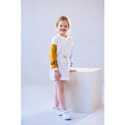 Платье Рината 4882 молочное