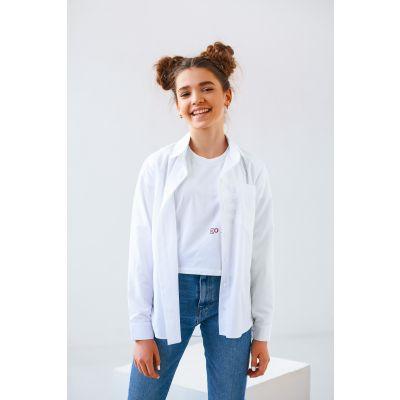 Блуза Белона 4870 белая