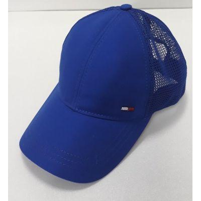 Блайзер синий сетка 85