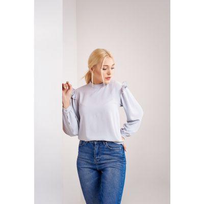Блуза Данилия 4765 светлая лаванда