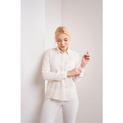Блуза Солада 4806 молочная