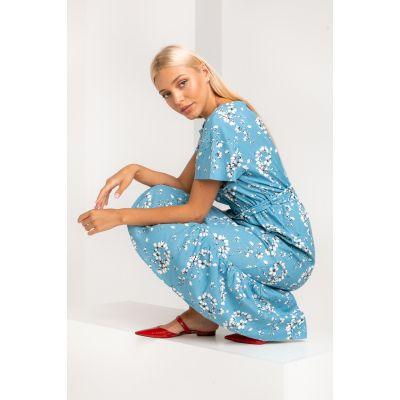 Платье Палисота 5317 джинс