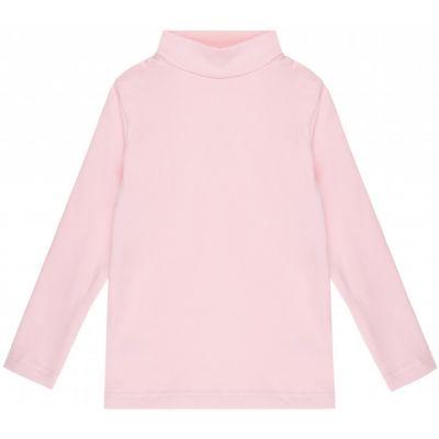 Гольф розовый персик стойка 114698 утеплённый