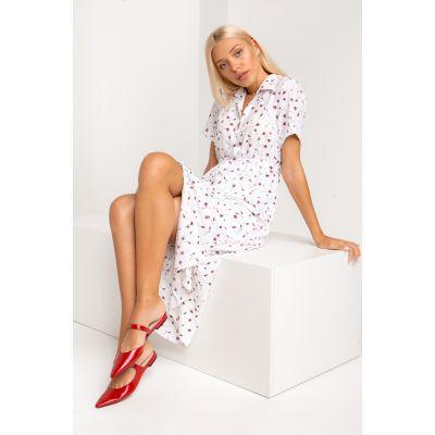 Платье Умбрия 5380 белое
