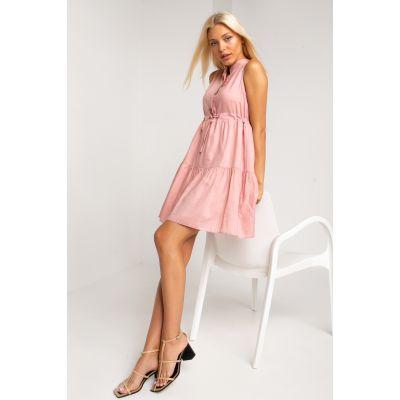Платье Фратели 5349 розовое