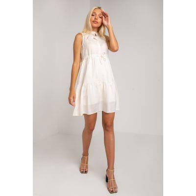 Платье Фратели 5350 светло молочное