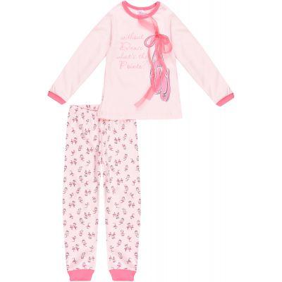 Пижама 104387 розовая