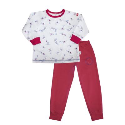 Пижама 104611 красная