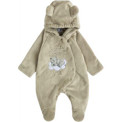 Комбинезон для малыша 12117-25 бежевый
