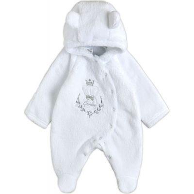 Комбинезон для малыша 12111-25 белый