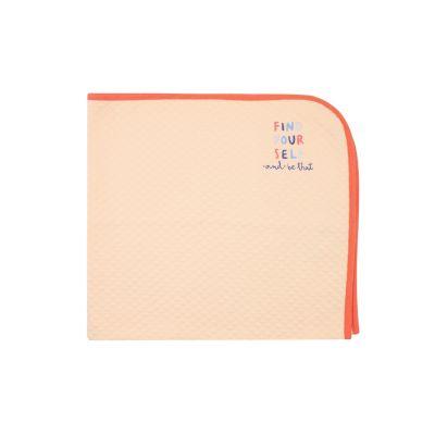 Плед капитоновый 119788 розовый