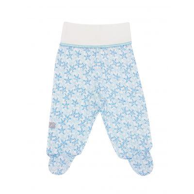 Ползунки-штанишки 107326 бирюзовые