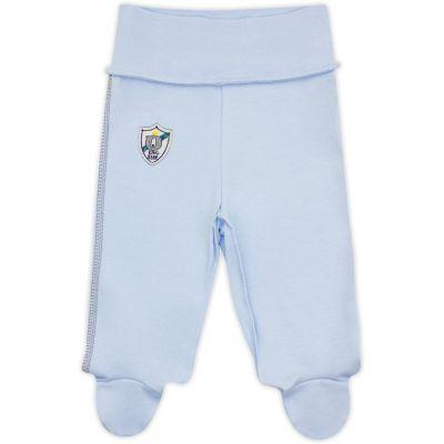 Ползунки-штанишки 107312 голубые