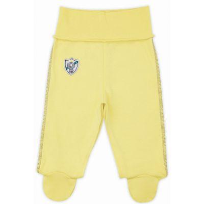 Ползунки-штанишки 107312 желтые