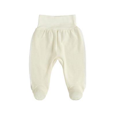 Ползунки-штанишки 14152-02 молочный интерлок