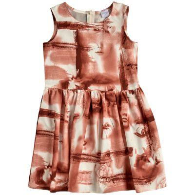 Платье 45078-67 Абстракция
