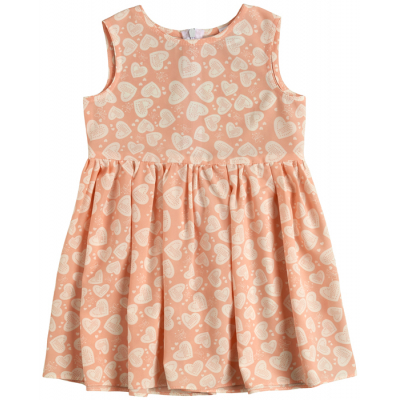 Платье 45078-67 Сердечки