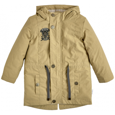 Куртка демисезонная для мальчика 10559-40 оливковая