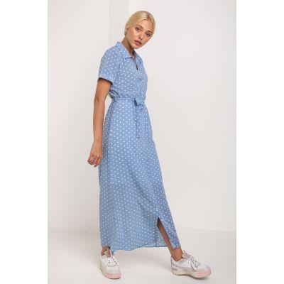 Платье Умбрия 5257 джинс