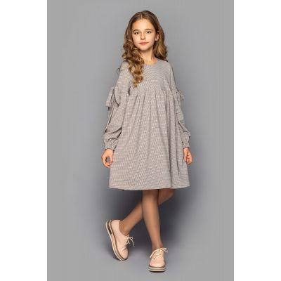 Платье Эшли бежевое