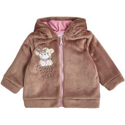 Куртка демисезонная для девочки 105575-25 лиловая