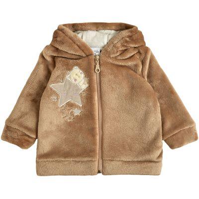 Куртка демисезонная утеплённая 105572-25 капучино