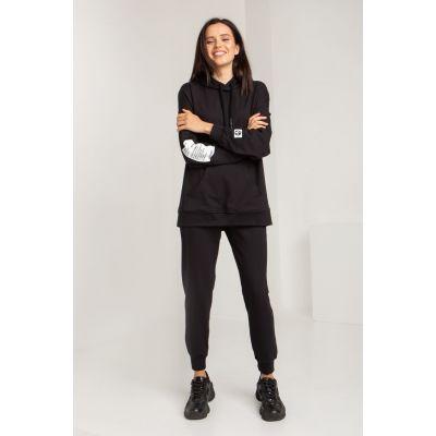 Спортивный костюм Саленто 5592 черный