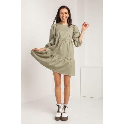 Платье Луар 5622 оливка