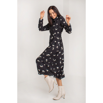 Платье Рипассо 5578 черное