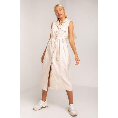 Платье Антарес 5490 слоновая кость