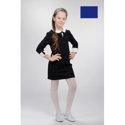 Платье школьное 25 синее
