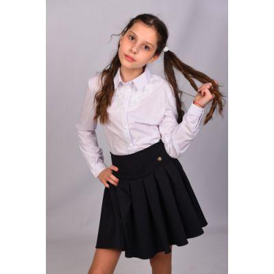 Юбка школьная ассорти 17 черная