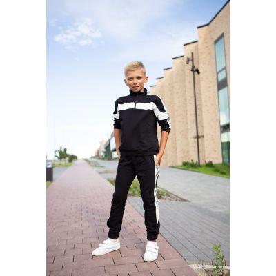 Спортивный костюм Марли черный